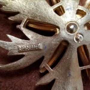 Corocraft Jewelry - Vintage Corocraft Brooch